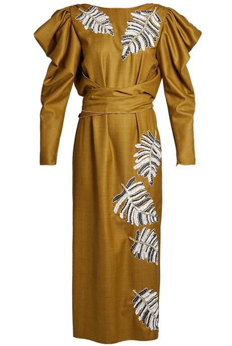 Тёплые платья на осень: 11 вариантов от простых до самых роскошных. Изображение № 9.