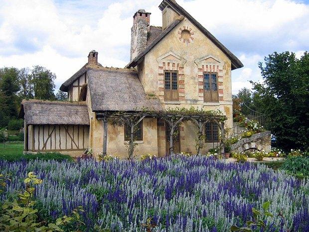 Ферма, Малый Трианон (парк Версаля). Изображение № 1.