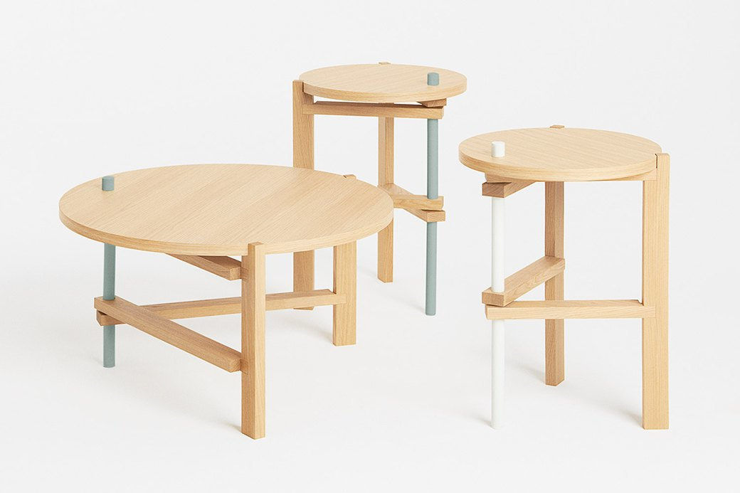 Коллекция мебели HAY  и Томаса Алонсо для COS . Изображение № 12.
