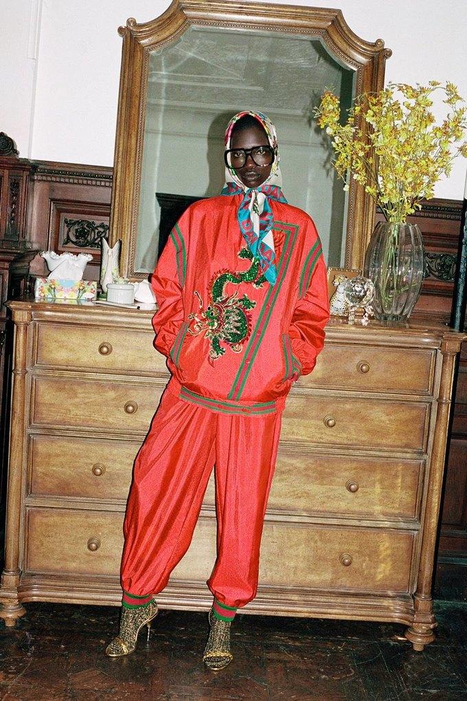 Gucci показали коллаб с дизайнером Дэппер Дэном. Изображение № 7.