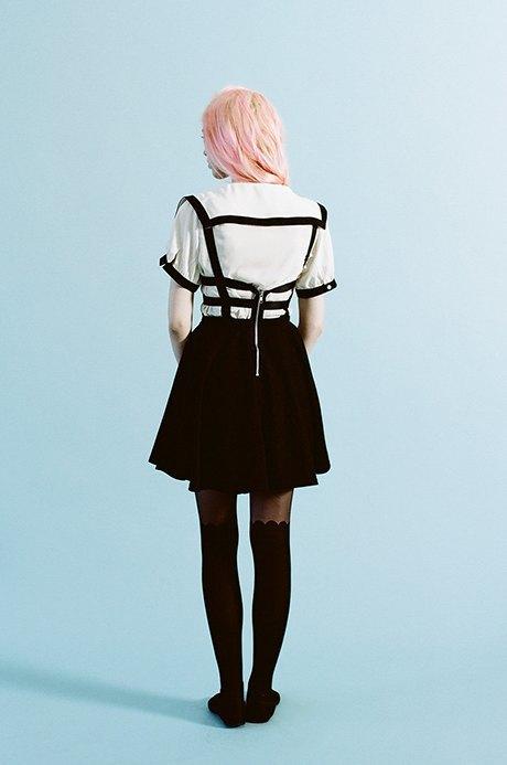 Блогер Кейли Флайт  о любимых нарядах. Изображение № 3.
