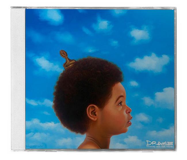 Новый альбом Дрейка  «Nothing Was the Same». Изображение № 1.