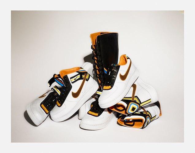 Рикардо Тиши делает коллекцию для Nike. Изображение № 1.