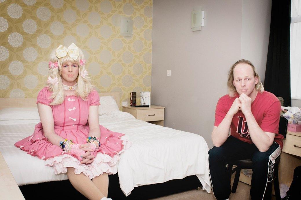 «Melandrium»:  Две личности трансгендеров. Изображение № 8.