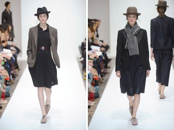 Показы на London Fashion Week AW 2011: день 3. Изображение № 10.