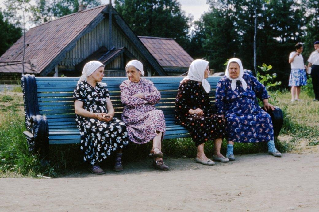 «Институт бабушек»: Как новый пенсионный возраст отразится на женщинах. Изображение № 2.
