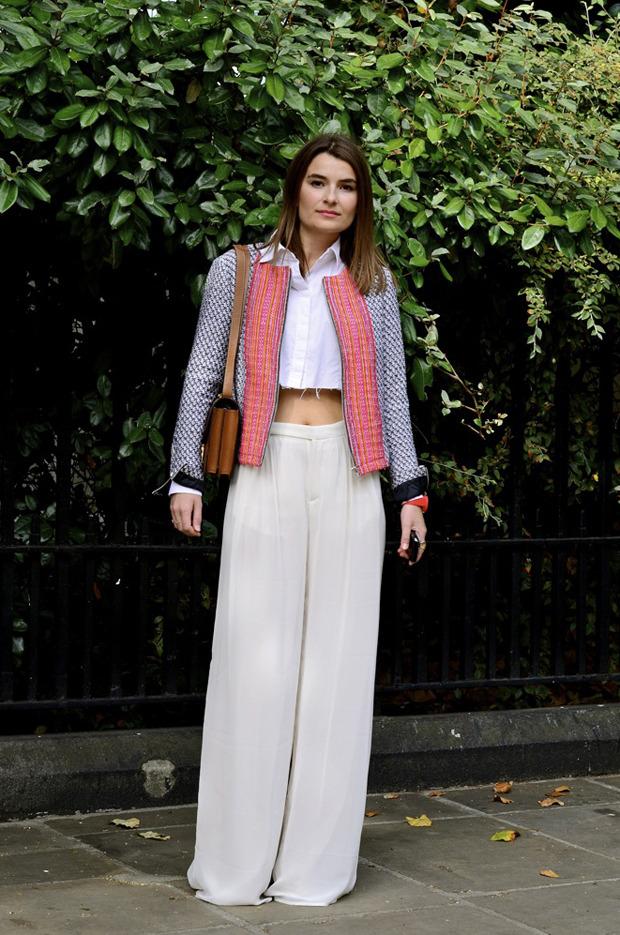 Streetstyle: Неделя моды в Лондоне, часть 2. Изображение № 36.