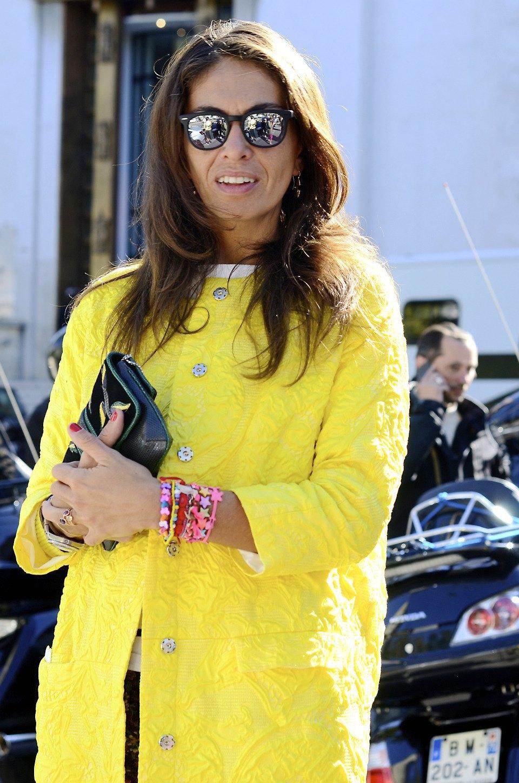 Парень в камуфляже, девушка-Микки-Маус и другие гости Paris Fashion Week. Изображение № 20.