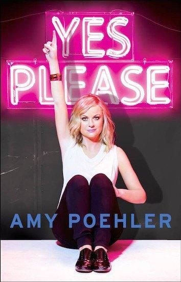 Да, пожалуйста: Эми Полер пишет автобиографию. Изображение № 1.