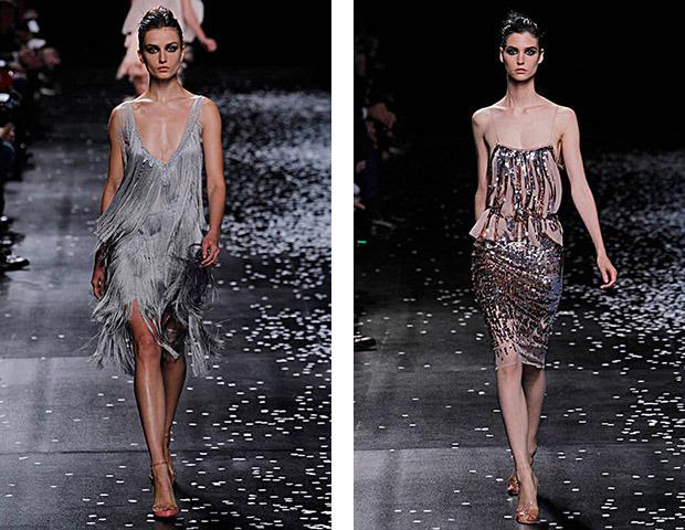 Неделя моды в Париже: Показы Balenciaga, Carven, Rick Owens, Nina Ricci, Lanvin. Изображение № 46.