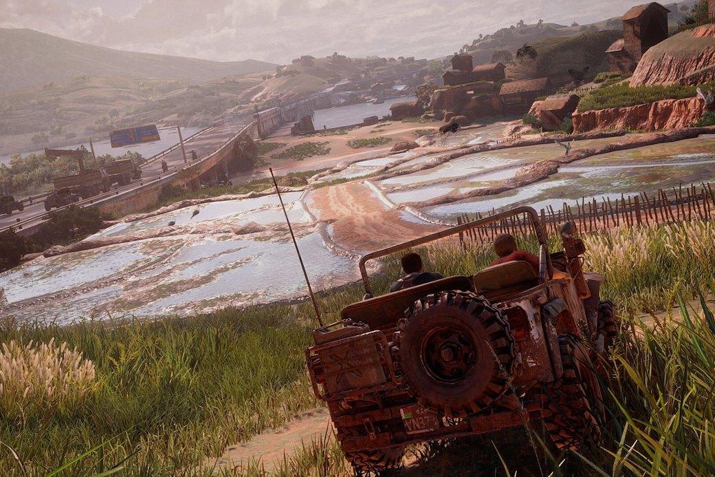 Другие миры: Зрелищные видеоигры для тех, кто никуда не едет. Изображение № 2.