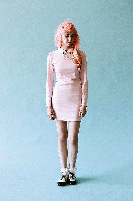 Блогер Кейли Флайт  о любимых нарядах. Изображение № 14.