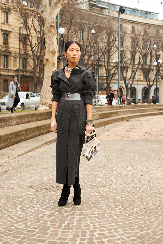 Стритстайл: Неделя моды в Милане,  часть III. Изображение № 36.
