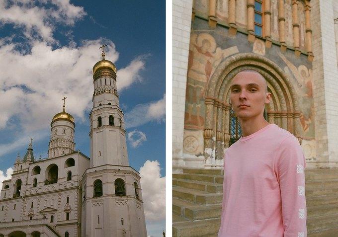 Гоша Рубчинский и Толя Титаев запустили новую марку «Рассвет». Изображение № 2.