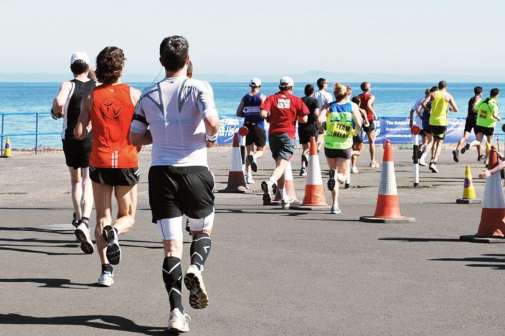 Благотворительный бег: Как повальное увлечение вышло на новый уровень. Изображение № 4.