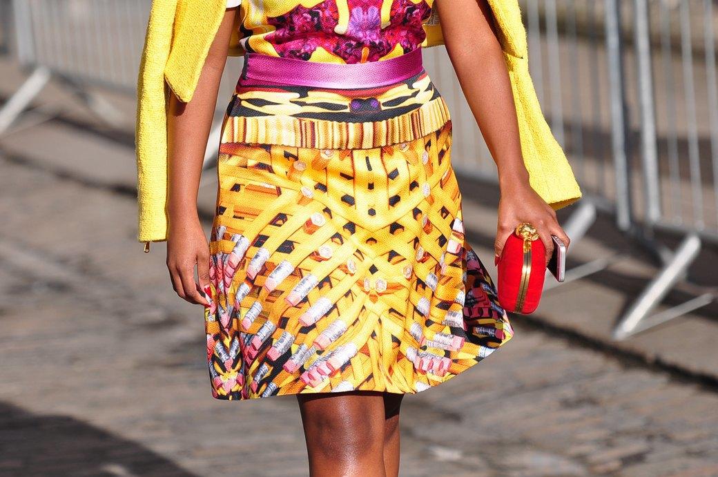 Неделя моды в Лондоне,  часть II. Изображение № 4.