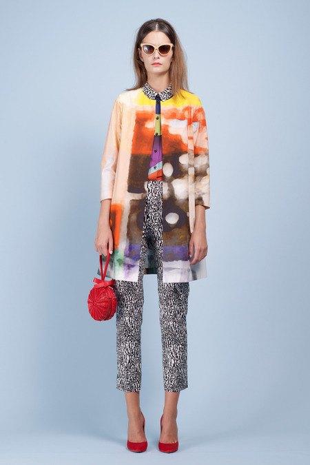Элегантные платья и блузки в весеннем лукбуке Paule Ka. Изображение № 5.