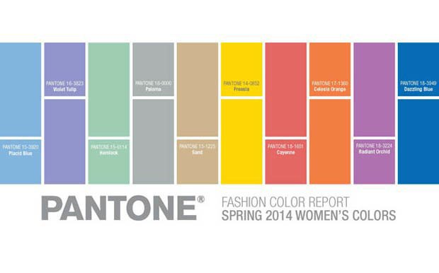 Консультироваться по цветам лучше всего у Pantone: компания занимается тренд-прогнозированием в колористике. Изображение № 3.