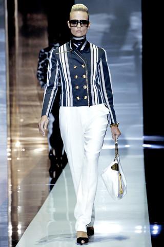 10 моделей с показа Gucci: 5 известных и 5 начинающих. Изображение № 5.