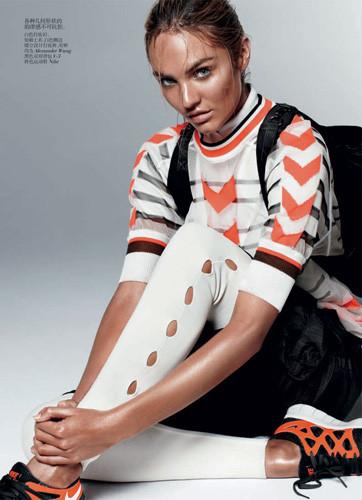 Съемка из китайского Vogue, февраль 2012 . Изображение № 19.