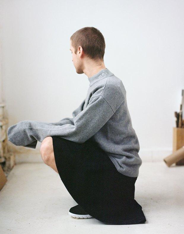 Masculin Féminin: Мужчины о праве носить женскую одежду. Изображение № 9.