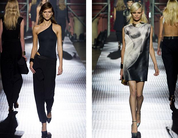 Неделя моды в Париже: Показы Balenciaga, Carven, Rick Owens, Nina Ricci, Lanvin. Изображение № 33.