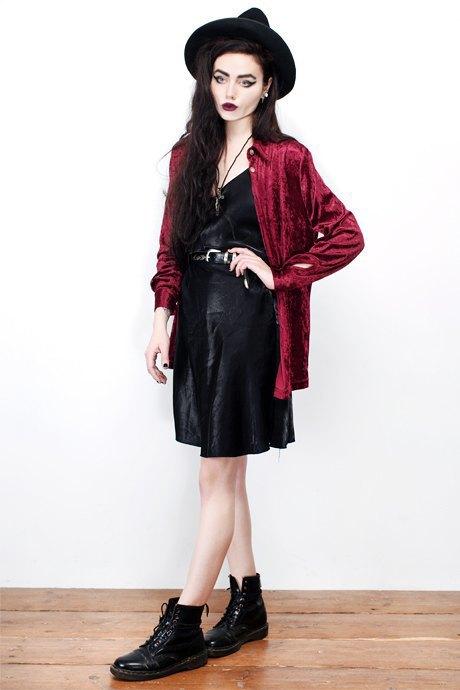 Фотограф Виолетт Эль о любимых нарядах. Изображение № 24.