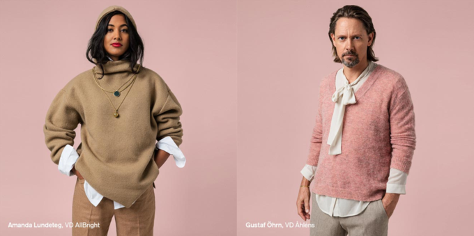 Новая кампания Åhlens против гендерного разделения одежды. Изображение № 4.