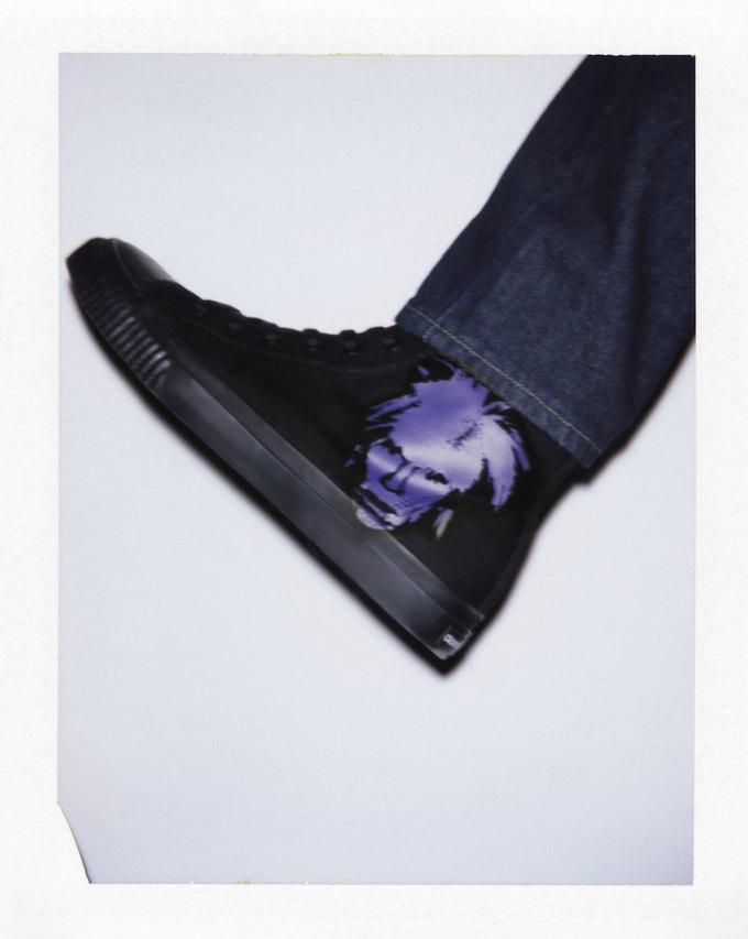Calvin Klein Jeans и фонд Энди Уорхола показали совместную коллекцию. Изображение № 12.