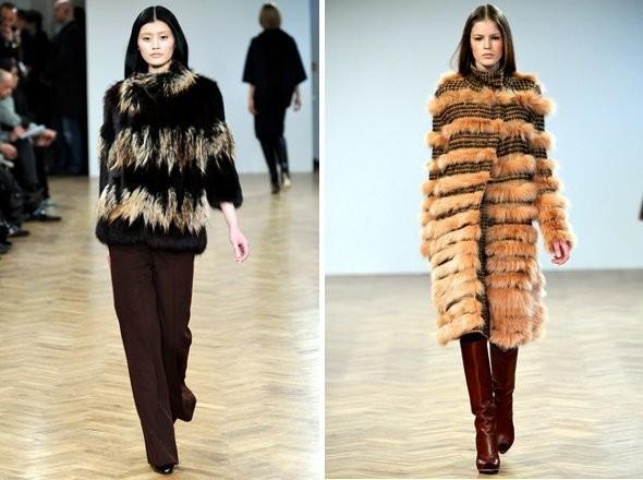Показы на London Fashion Week AW 2011: день 4. Изображение № 8.