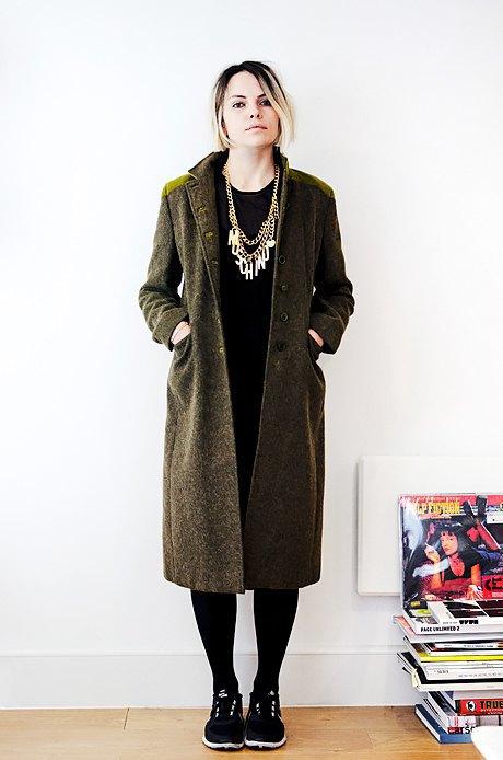 Даша Сельянова,  дизайнер марки ZDDZ. Изображение № 8.