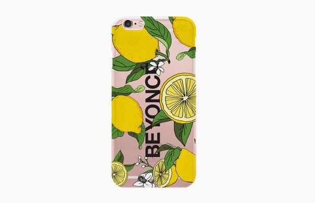 Линейка мерчандайза Бейонсе к альбому «Lemonade». Изображение № 2.