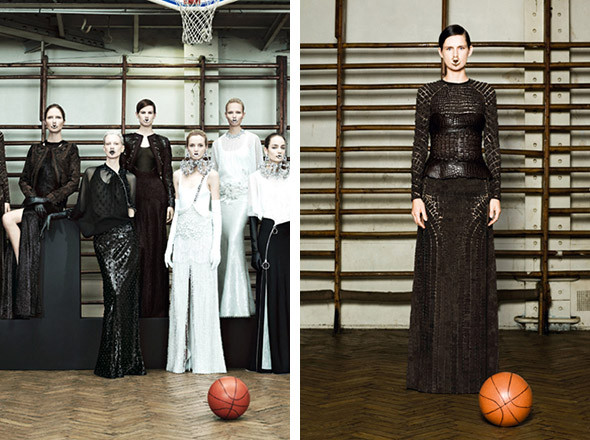 Givenchy Couture SS 2012. Изображение № 69.