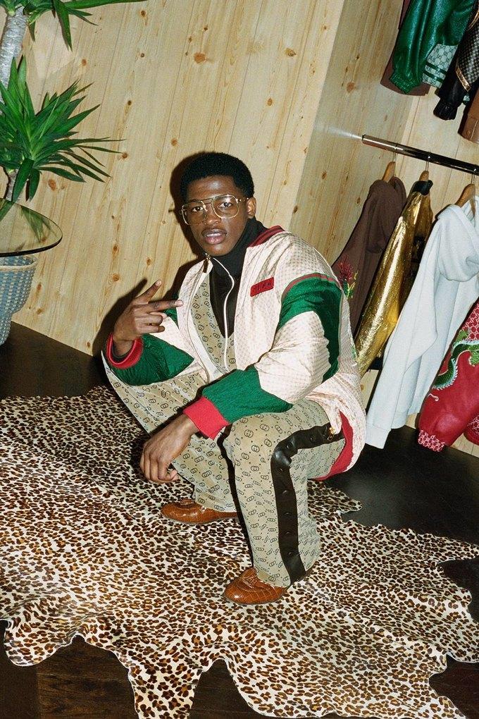 Gucci показали коллаб с дизайнером Дэппер Дэном. Изображение № 5.