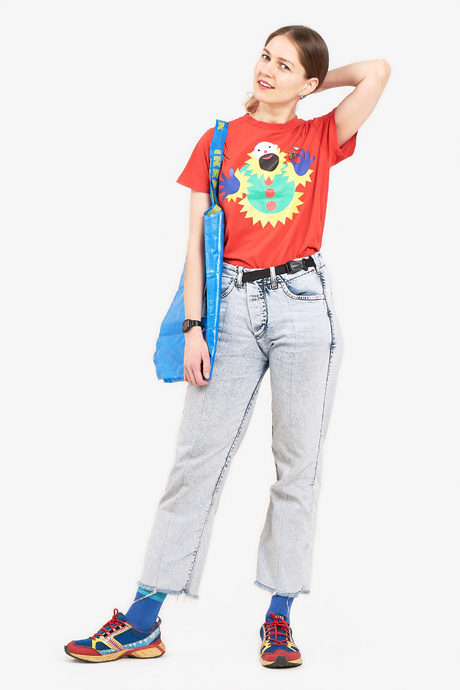 Дизайнер марки Turbo Yulia Юля Макарова о любимых нарядах. Изображение № 8.