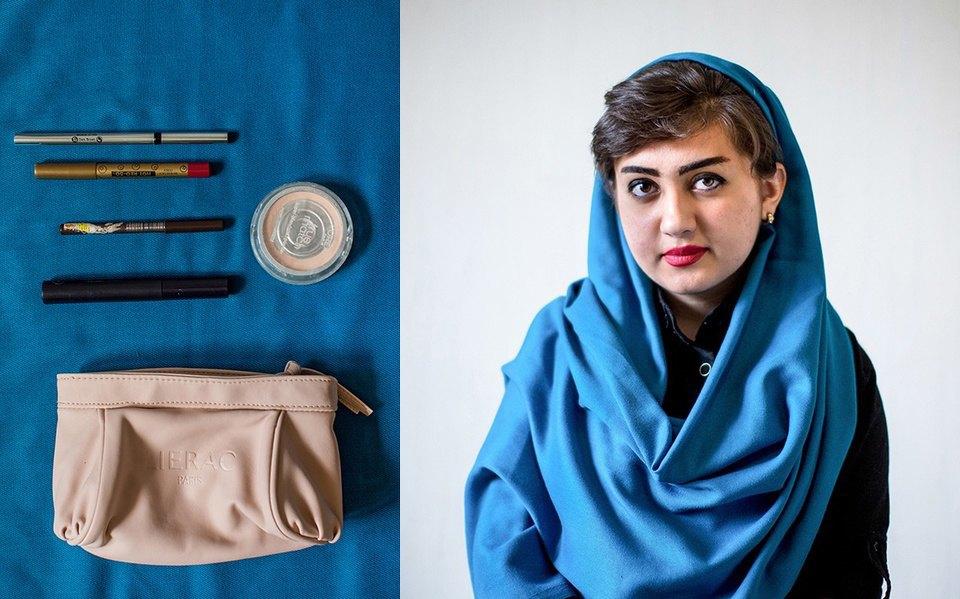 «Иранский макияж»:  Как и чем красятся  восточные женщины. Изображение № 3.