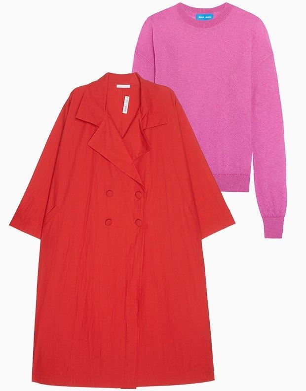 Комбо: Розовый с красным. Изображение № 3.