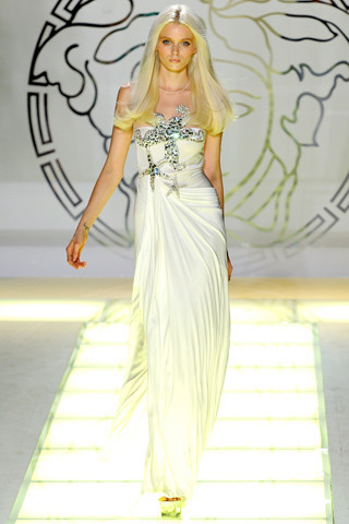 Milan Fashion Week: показ Versace SS 2012. Изображение № 38.