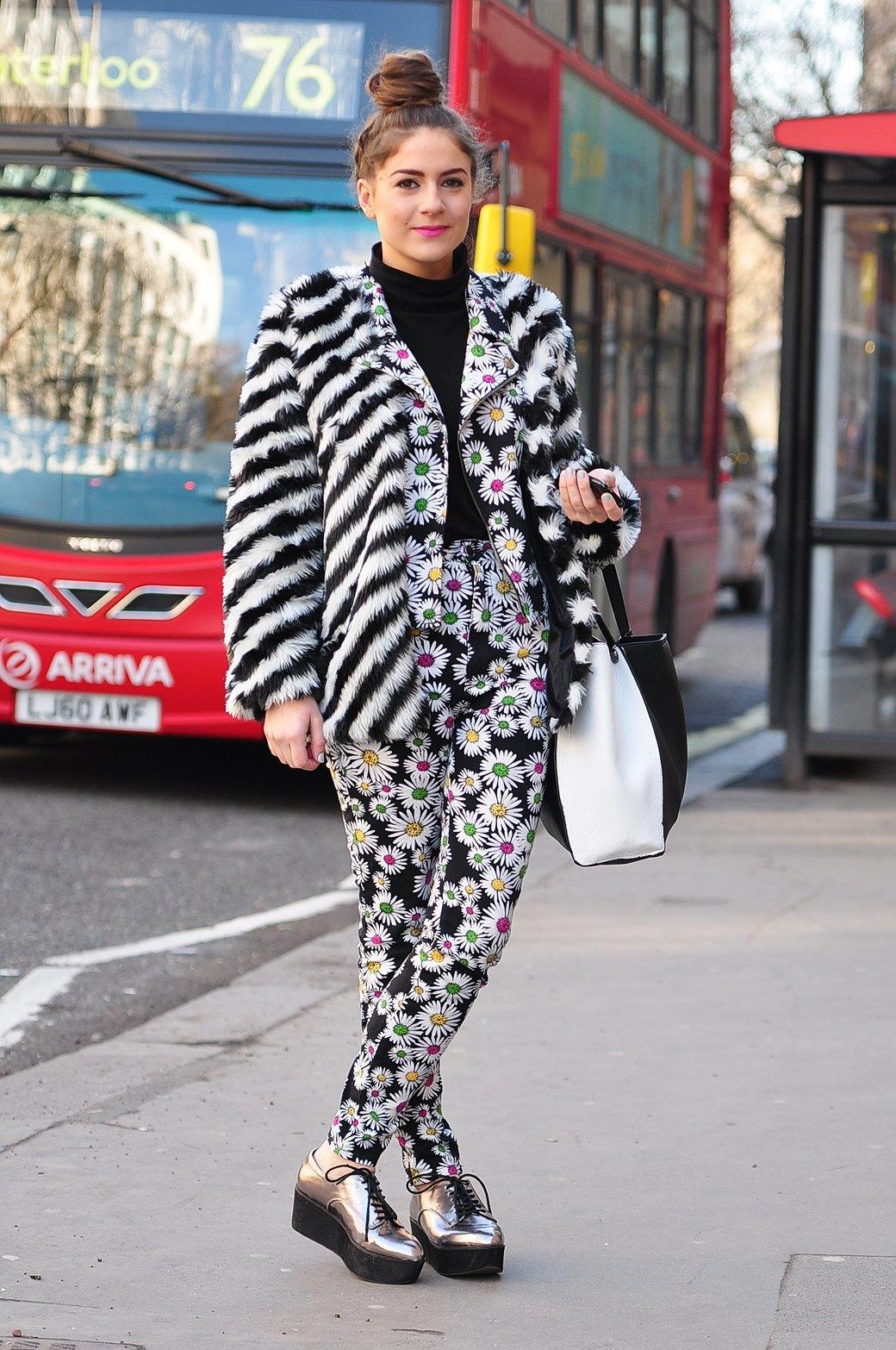 Неделя моды в Лондоне,  часть II. Изображение № 1.