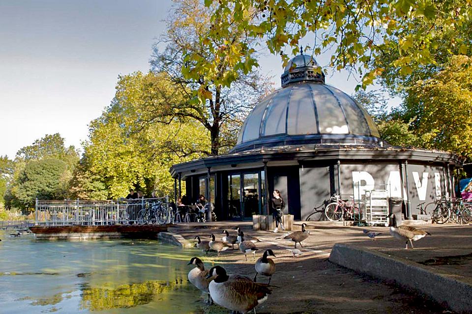 Солист Wild Beasts  о любимых местах  в Лондоне . Изображение № 9.