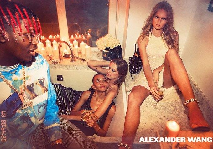 Alexander Wang посвятили рекламную кампанию похмельному утру. Изображение № 3.