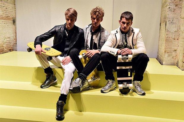 Андреа Помпилио, дизайнер мужской одежды. Изображение № 14.