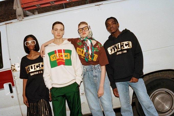 Gucci показали коллаб с дизайнером Дэппер Дэном. Изображение № 23.