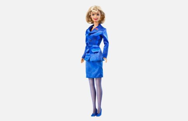 Карьерный рост:  Главные профессии Барби за 55 лет. Изображение № 18.