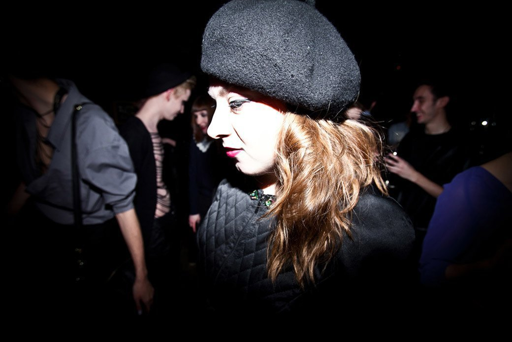 Кресты и котики на вечеринке  Waveform в баре Strelka. Изображение № 8.