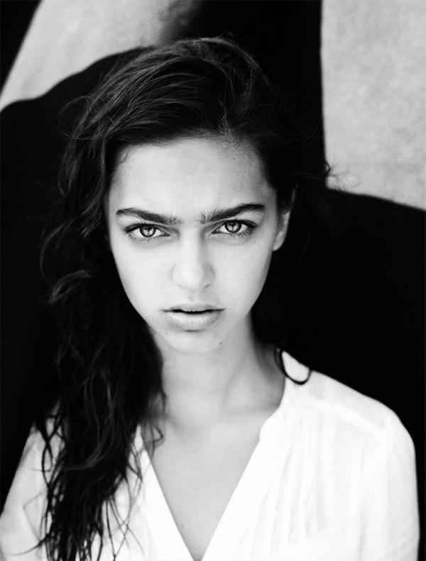 Женя Катова, модель. Изображение № 4.