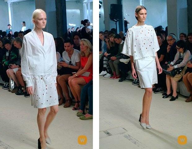 Прямой репортаж  с Paris Fashion Week:  День 2. Изображение № 34.