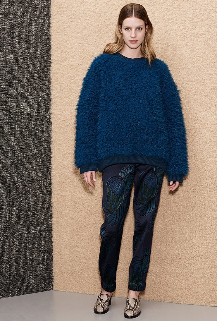 Stella McCartney Pre-Fall 2013 . Изображение № 4.