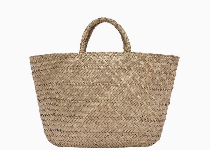 Плетёные сумки для города: 10 моделей от простых до роскошных. Изображение № 7.