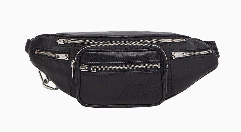 484702ab5075 Освободи руки: 10 поясных сумок от простых до роскошных — Wonderzine